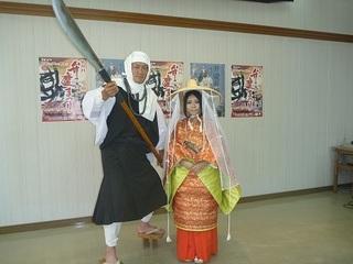 第30回弁慶さん&玉虫さん.JPG